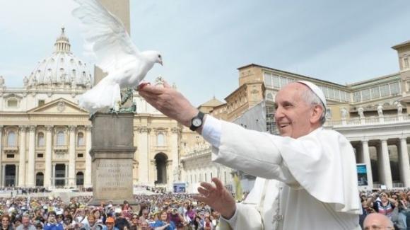 Messaggio di Papa Francesco per la Giornata della Pace