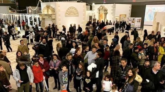 Bari: continuano le feste natalizie nel Villaggio di San Nicola
