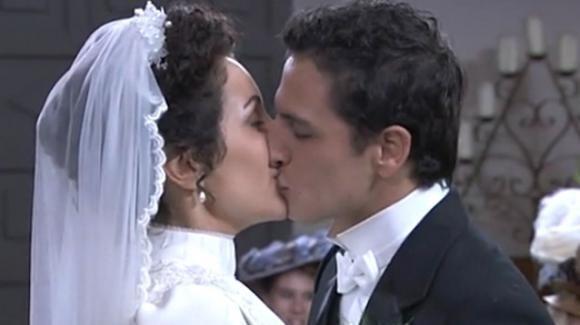 Una Vita, anticipazioni spagnole: Lolita e Antonito finalmente sposi