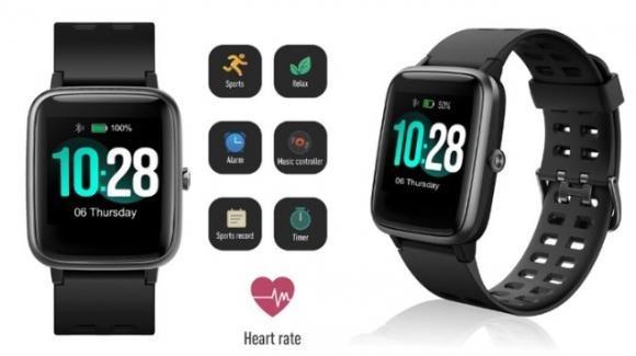 Yogg Kronos: da Portronics lo smartwatch per il fitness ed il benessere