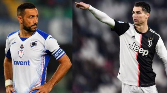 Serie A Tim: probabili formazioni di Sampdoria-Juventus