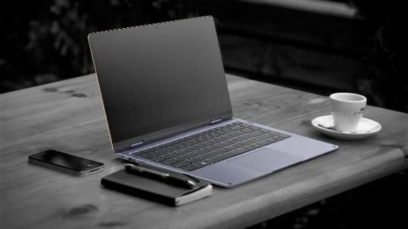 XIDU PhilBook Max: notebook convertibile low cost con tastiera retroilluminata