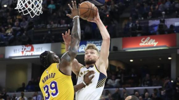 NBA, 17 dicembre 2019: gli Indiana Pacers fermano i Los Angeles Lakers, i Clippers regolano i Suns