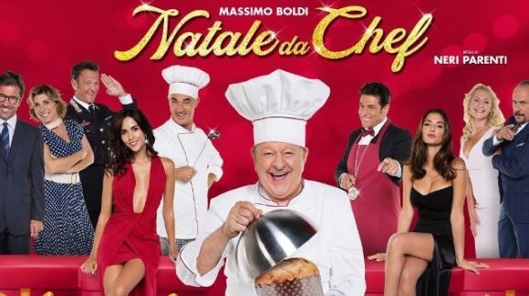 Natale da chef, il film con Massimo Boldi arriva su Canale 5: cast, trama e curiosità
