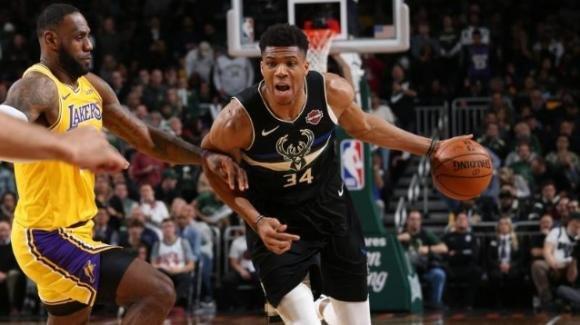 NBA, 19 dicembre 2019: i Bucks vincono sui Lakers nel super incontro tra le prime, i Rockets battono i Clippers