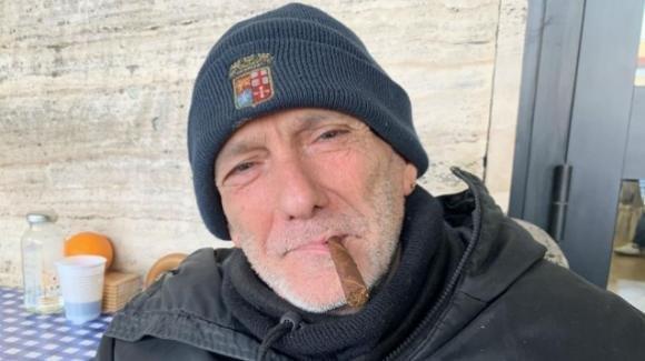 Roma: in attesa della pensione, diventa un barbone