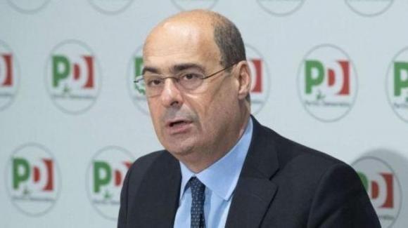 Nicola Zingaretti prospetta il voto se cade il governo