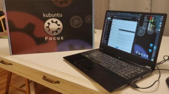 Kubuntu Focus: in arrivo il primo portatile da gaming con Linux Kubuntu