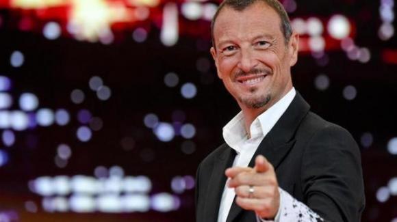 """Festival di Sanremo 2020, Amadeus: """"Tiziano Ferro ci sarà tutte le sere"""""""
