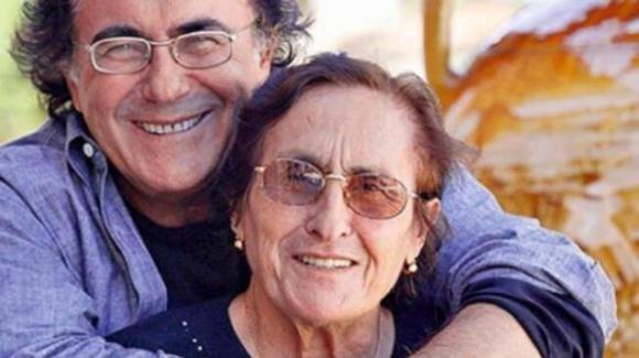 """Al Bano Carrisi, l'emozionante lettera per la mamma Jolanda: """"Ho avuto la fortuna di averti come madre"""""""
