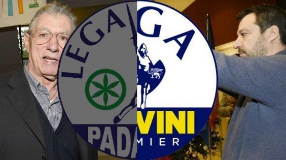 Umberto Bossi duro contro il nuovo leader leghista Salvini
