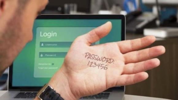 Domina ancora lei: è di nuovo 123456 la peggior password utilizzata dagli utenti