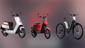 Niu: da EICMA 2019 una pattuglia di scooter e bici elettriche