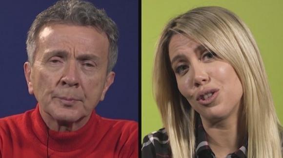 """""""Le Iene"""": Pupo e Wanda Nara svelano nuovo concorrente del Grande Fratello Vip"""