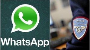 WhatsApp: la polizia mette in guardia contro la pericolosità di alcuni stickers