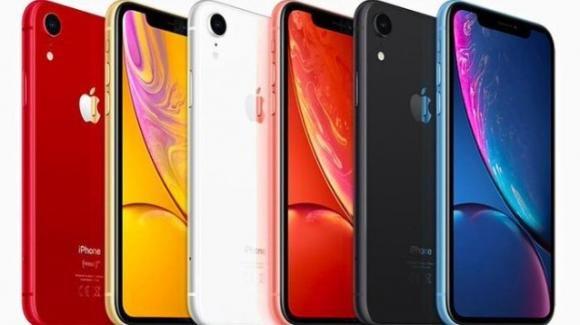 iPhone XR è, in assoluto, lo smartphone più venduto al mondo nel corso del 2019