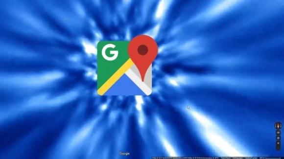 Google Maps: scoperto un easter egg in stile Star Wars