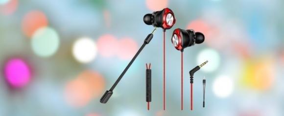 G11 Dual Driver: da CLAW i primi auricolari cablati premium per il gaming mobile