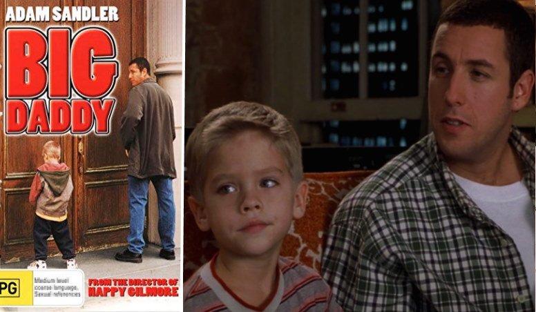 Adam Sandler E Il Piccolo Julian Si Incontrano Dopo 20 Anni