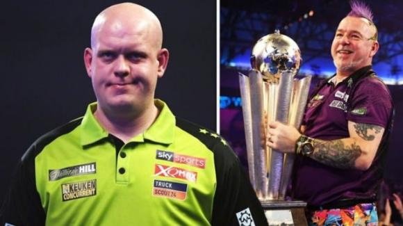 World Darts Championship: Peter Wright vince contro il campione uscente Michael van Gerwen
