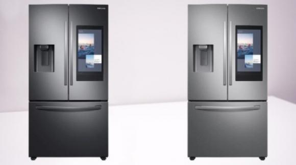CES 2020: Samsung anticipa la nuova generazione dei frigo smart