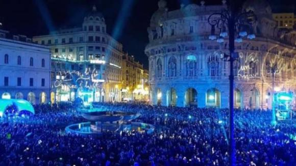 A Genova, il capodanno più lungo d'Italia