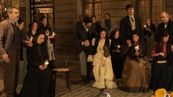 Una Vita, anticipazioni 7 gennaio: Acacias 38 unita in preghiera per Felipe e Celia