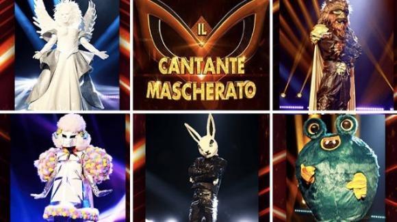 Il Cantante Mascherato: il nuovo show di Milly Carlucci arriva su Rai 1 con otto misteriose maschere