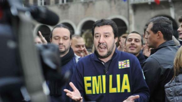 Matteo Salvini torna in Emilia Romagna il 5 e 6 gennaio