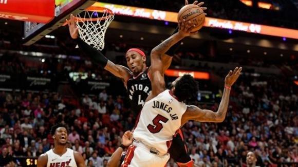 NBA, 2 gennaio 2020: i Miami Heat stendono i Toronto Raptors, i Denver Nuggets gioiscono in casa degli Indiana Pacers