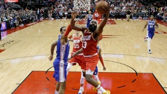 NBA, 3 gennaio 2019: Harden incredibile, Rockets ok contro i 76ers, Davis show e Lakers vincenti sui Pelicans