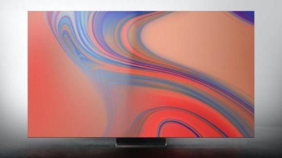 QLED 8K Q950T: al CES 2020 Samsung anticipa la prima TV senza cornici