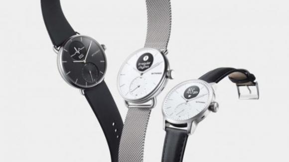 Withings ScanWatch: al CES 2020 lo smartwatch ibrido per la salute del cuore