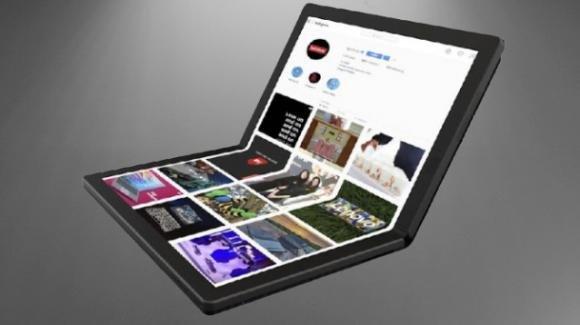 Lenovo ThinkPad X1 Fold: al CES 2020 il tablet pieghevole che diventa netbook