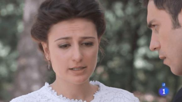 Il Segreto, anticipazioni spagnole: Lucia confessa la verità a Telmo