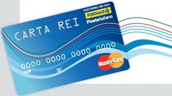 Carta REI 2020: ecco quando arriva il pagamento di gennaio