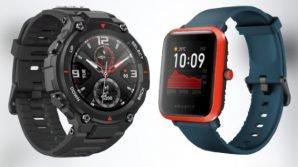 CES 2020: Huami/Xiaomi presenta gli smartwatch Amazfit T-Rex e Bip S