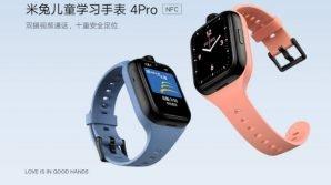 Mitu Children Learning Watch 4 Pro: da Xiaomi lo smartwatch per bambini con 4G e NFC