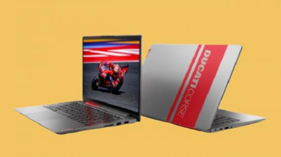 CES 2020: ecco il notebook per amanti delle corse, Lenovo Ducati 5