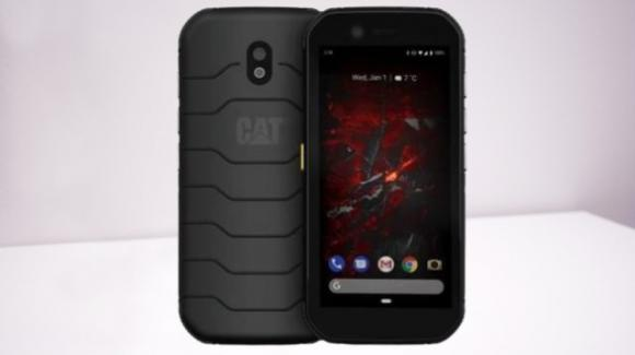 Cat S32: dal CES 2020 arriva il nuovo rugged phone entry level