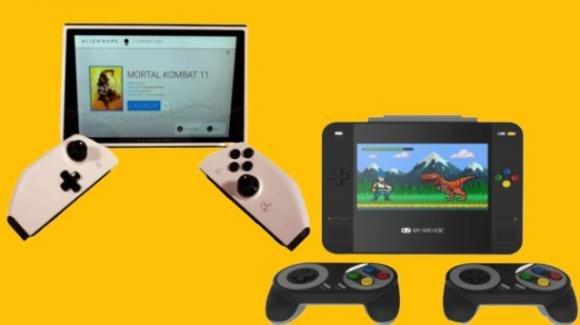 CES 2020, gaming mobile: ecco le suggestive proposte di DELL e My Arcade