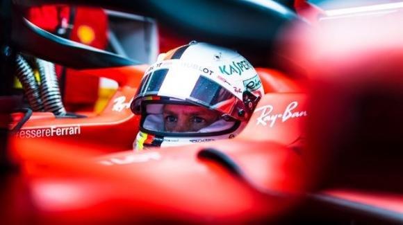 La Ferrari del 2020 sarà più adatta allo stile di guida di Sebastian Vettel