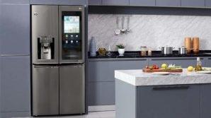LG: al CES 2020 nuovi frigo e lavatrice smart, con intelligenza artificiale