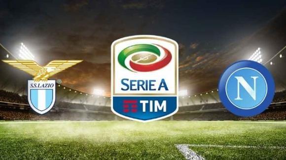 Serie A Tim: probabili formazioni di Lazio-Napoli