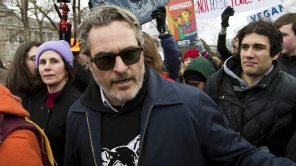 Washington, arrestato l'attore Joaquin Phoenix