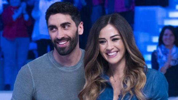 """""""Verissimo"""": Giorgia Palmas e Filippo Magnini raccontano la proposta di matrimonio"""
