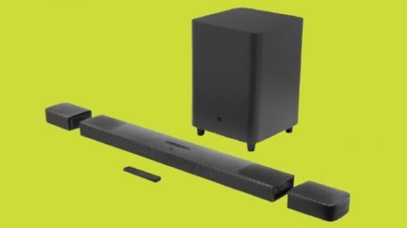 Soundbar smart: dal CES 2020 le creazioni di JBL, Panasonic, Sony e TCL