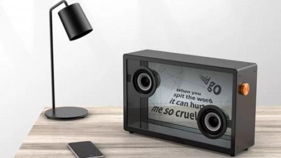 Mi Outdoor Bluetooth Speaker Mini e Morror Art: smart speaker by Xiaomi