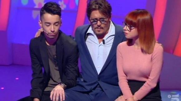 C'è posta per te, Johnny Depp aiuta Emanuele e Rosalba: avevano perso il papà lo scorso anno