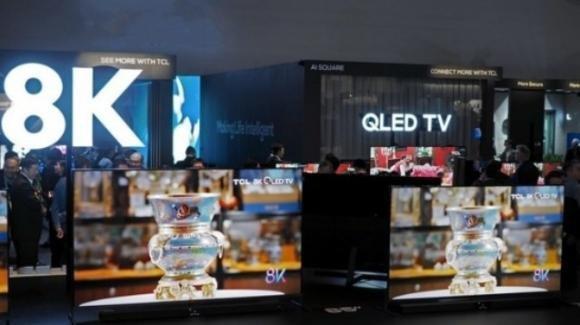 Smart TV: al CES 2020 prototipi (ma non solo) da TCL, Hisense, ed LG
